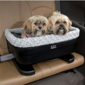 fog booster pet car seat