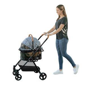 view 360 pet stroller travel system